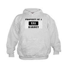 Property of a Barbet Hoodie