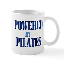 """Powered by Pilates"" Mug"
