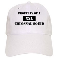 Property of a Colossal Squid Baseball Cap