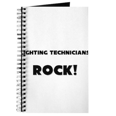 Lighting Technicians ROCK Journal