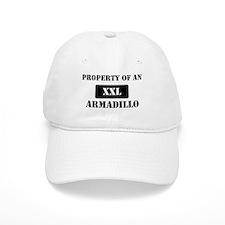 Property of a Armadillo Baseball Cap