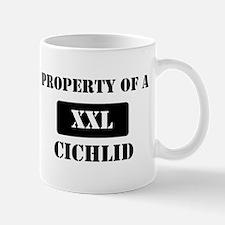 Property of a Cichlid Mug