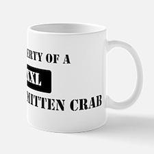 Property of a Chinese Mitten Mug
