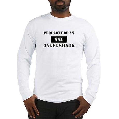 Property of a Angel Shark Long Sleeve T-Shirt