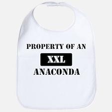 Property of a Anaconda Bib