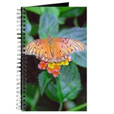 Mini-Flower Butterfly Journal