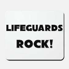 Lifeguards ROCK Mousepad