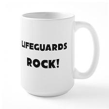 Lifeguards ROCK Mug