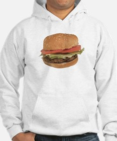A Hamburger On Your Hoodie