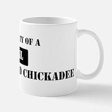 Property of a Black-Capped Ch Mug