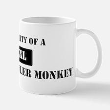 Property of a Black Howler Mo Mug