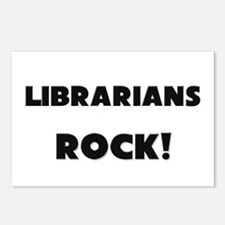 Librarians ROCK Postcards (Package of 8)