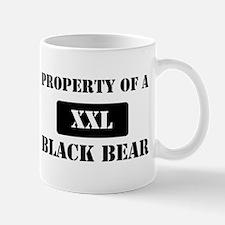 Property of a Black Bear Mug