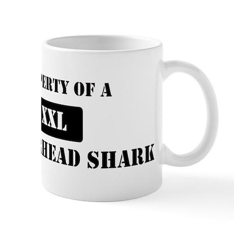 Property of a Hammerhead Shar Mug
