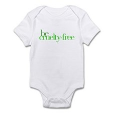 Be Cruelty-Free Infant Bodysuit