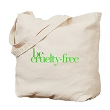Be Cruelty-Free Tote Bag