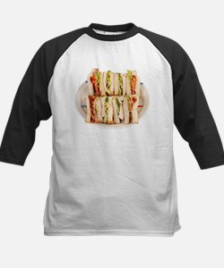A Club Sandwich On Your Tee