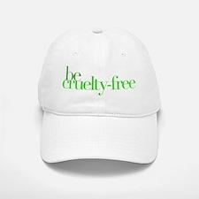 Be Cruelty-Free Baseball Baseball Cap