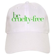 Be Cruelty-Free Baseball Cap