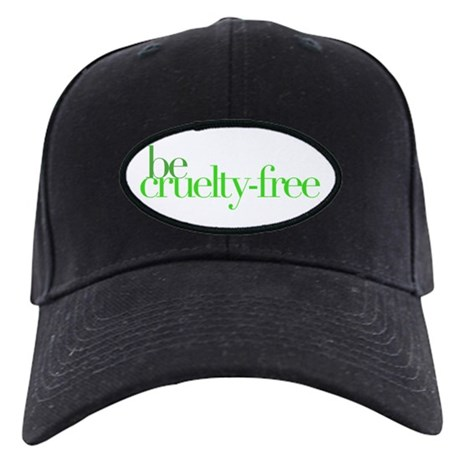 Be Cruelty-Free Black Cap