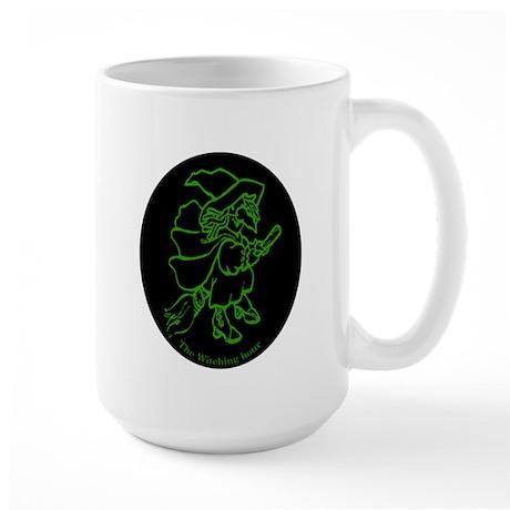 Witching Hour Large Mug