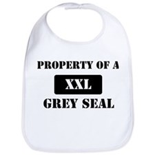 Property of a Grey Seal Bib
