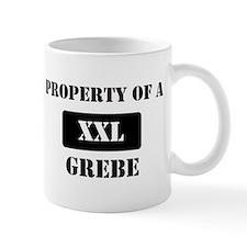 Property of a Grebe Mug