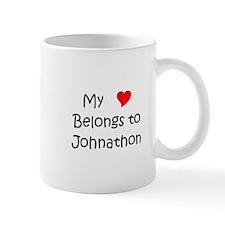Johnathon name Mug