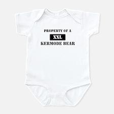 Property of a Kermode Bear Infant Bodysuit