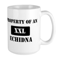 Property of a Echidna Mug