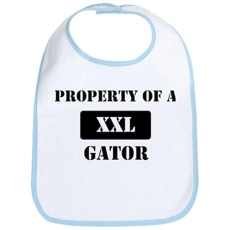 Property of a Gator Bib