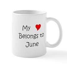 Cute Belongs Mug