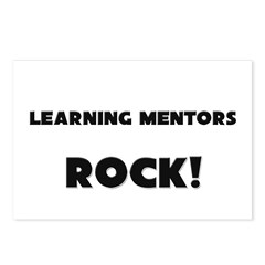 Learning Mentors ROCK Postcards (Package of 8)