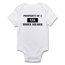 Property of a Horn Shark Infant Bodysuit