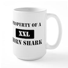 Property of a Horn Shark Mug