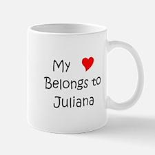 Funny Juliana Mug