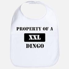 Property of a Dingo Bib