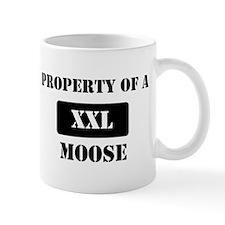 Property of a Moose Mug