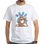 Best friends dogs and cats T-shirt