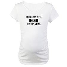 Property of a Harp Seal Shirt