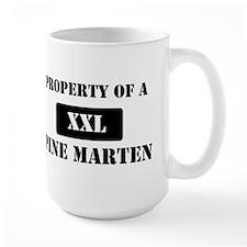 Property of a Pine Marten Mug