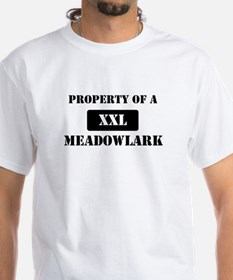 Property of a Meadowlark Shirt