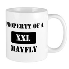 Property of a Mayfly Mug