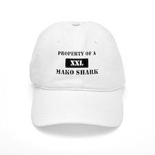 Property of a Mako Shark Baseball Cap