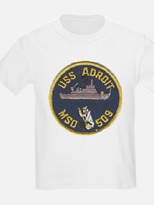 USS ADROIT T-Shirt