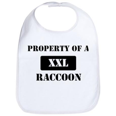 Property of a Raccoon Bib