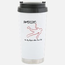 Homicide (Squad) Travel Mug