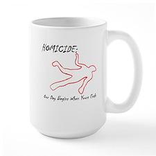 Homicide (Squad) Mug