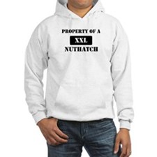 Property of a Nuthatch Hoodie