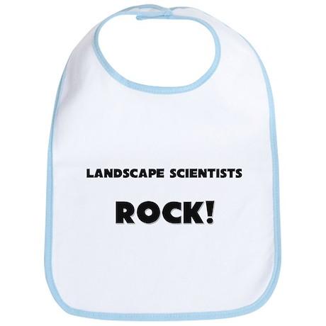 Landscape Scientists ROCK Bib